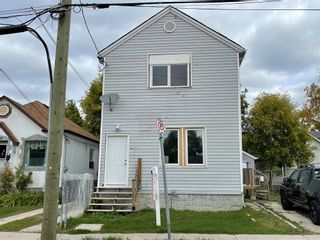 Photo 1: 355 Magnus Avenue in Winnipeg: North End Residential for sale (4A)  : MLS®# 202123163