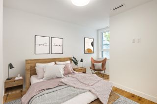 """Photo 11: 3671 W 11TH Avenue in Vancouver: Kitsilano Townhouse for sale in """"Elysian West"""" (Vancouver West)  : MLS®# R2557741"""