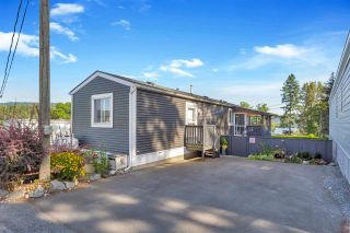 """Photo 3: 93 9950 WILSON Street in Mission: Stave Falls Manufactured Home for sale in """"RUSKIN PARK"""" : MLS®# R2481152"""