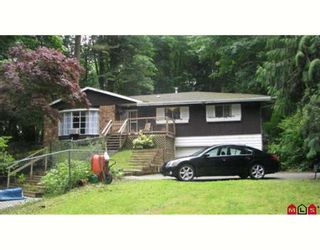 Photo 2: 13456 CRESCENT RD in Surrey: House for sale (Canada)  : MLS®# F2817286