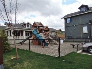 Photo 19: 3802 1001 EIGHTH Street NW in : Airdrie Townhouse for sale : MLS®# C3617688