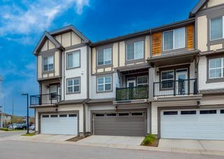 Photo 27: 558 130 New Brighton Way SE in Calgary: New Brighton Row/Townhouse for sale : MLS®# A1112335