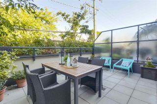 """Photo 10: 214 1961 COLLINGWOOD Street in Vancouver: Kitsilano Townhouse for sale in """"VIRIDIAN GREEN"""" (Vancouver West)  : MLS®# R2205025"""
