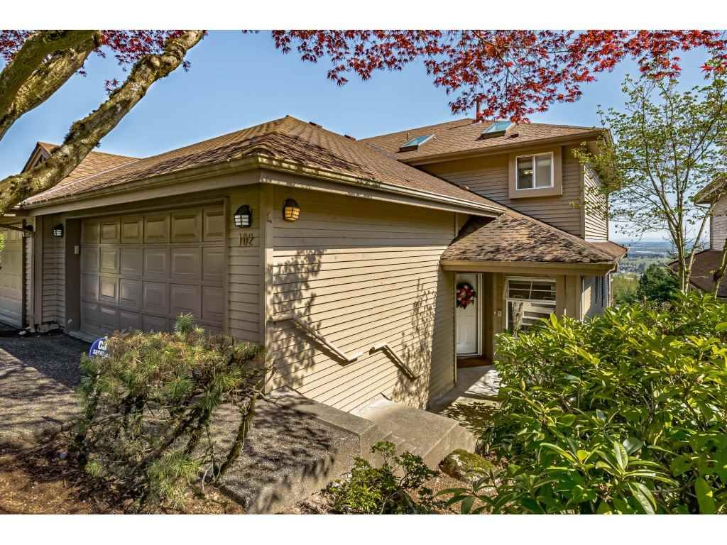 Main Photo: 102 2979 PANORAMA Drive in Coquitlam: Westwood Plateau Townhouse for sale : MLS®# R2566912