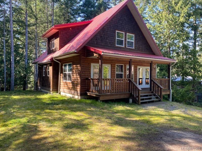 Main Photo: 225 Ardry Rd in : Isl Gabriola Island House for sale (Islands)  : MLS®# 871369