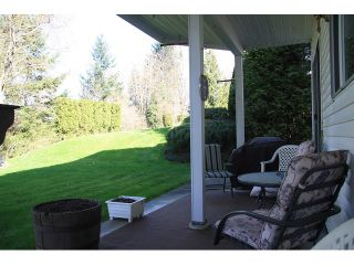 Photo 16: # 7 3632 BULKLEY ST in Abbotsford: Abbotsford East Condo for sale : MLS®# F1442106