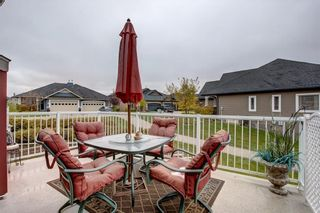 Photo 33: 296 West Creek Boulevard: Chestermere Semi Detached for sale : MLS®# A1069667