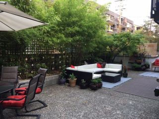"""Photo 3: 111 270 W 3RD Street in North Vancouver: Lower Lonsdale Condo for sale in """"HAMPTON COURT"""" : MLS®# R2199621"""