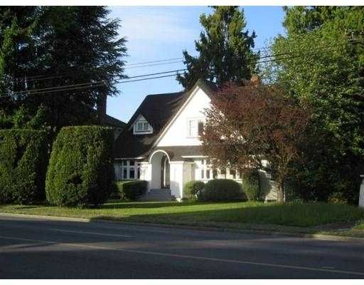 Main Photo: 6050 GRANVILLE Street in Vancouver: South Granville House for sale (Vancouver West)  : MLS®# V624923