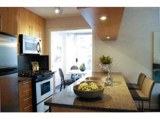 """Photo 2: 202 1001 RICHARDS Street in Vancouver: Downtown VW Condo for sale in """"MIRO"""" (Vancouver West)  : MLS®# V1084442"""