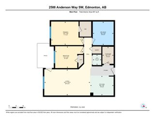 Photo 29: 102 2588 ANDERSON Way in Edmonton: Zone 56 Condo for sale : MLS®# E4236950