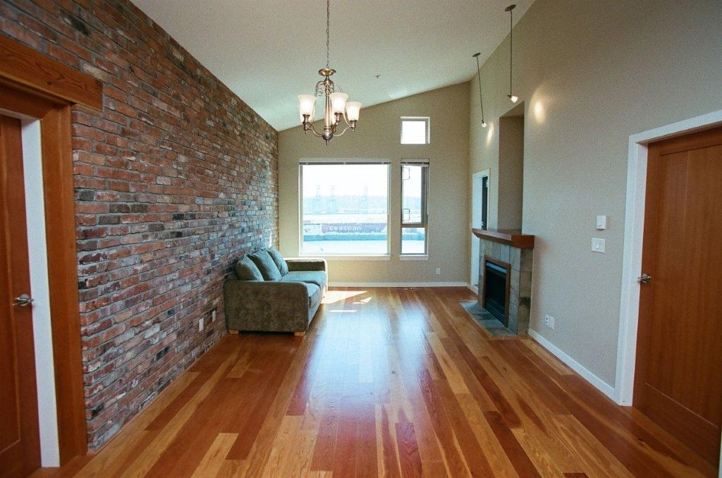 """Photo 4: Photos: 407 - 250 Salter Street in New Westminster: Condo for rent in """"Paddler's Landing"""""""