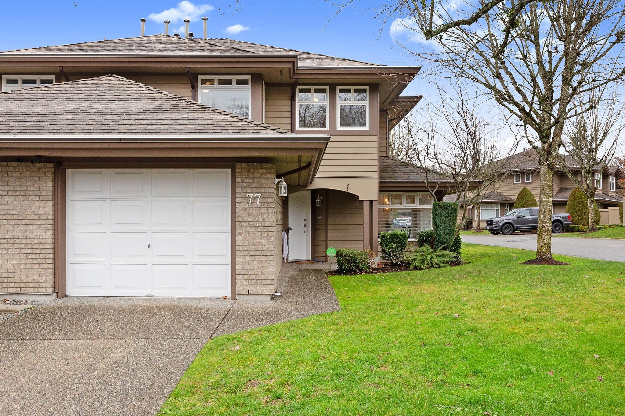 "Main Photo: 77 11737 236 Street in Maple Ridge: Cottonwood MR Townhouse for sale in ""Maplewood Creek"" : MLS®# R2519668"