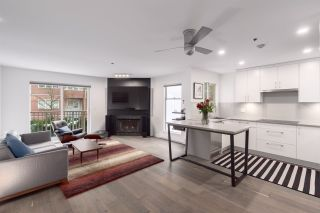 """Photo 1: 308 888 W 13TH Avenue in Vancouver: Fairview VW Condo for sale in """"CASABLANCA"""" (Vancouver West)  : MLS®# R2341512"""