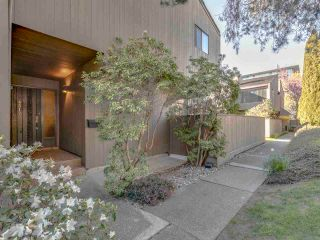 """Main Photo: 4312 YEW Street in Vancouver: Quilchena Townhouse for sale in """"ARbutus West"""" (Vancouver West)  : MLS®# R2570983"""