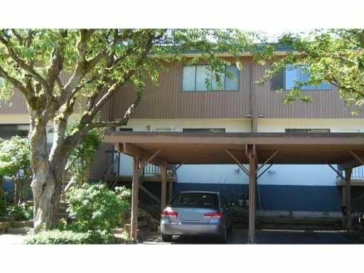 Main Photo: 7382 CORONADO Drive in Burnaby: Montecito Townhouse for sale (Burnaby North)  : MLS®# V897903
