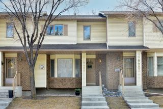 Main Photo: 5492 Patina Drive SW in Calgary: Patterson Row/Townhouse for sale : MLS®# A1093558