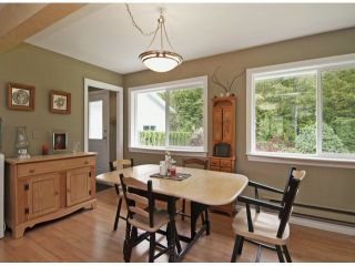 Photo 6: 12476 POWELL ST in Mission: Stave Falls House for sale : MLS®# F1409848
