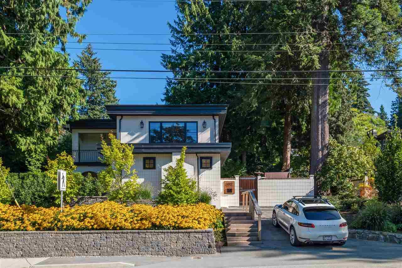 Main Photo: 6480 MARINE Drive in West Vancouver: Horseshoe Bay WV House for sale : MLS®# R2562394
