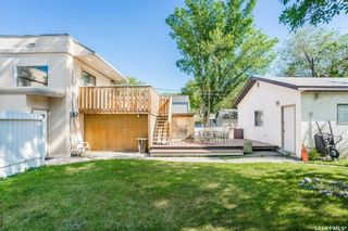 Photo 40: 401 8th Street East in Saskatoon: Nutana Residential for sale : MLS®# SK737984