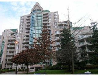"""Photo 1: 1189 EASTWOOD Street in Coquitlam: North Coquitlam Condo for sale in """"THE CARTIER"""" : MLS®# V623237"""