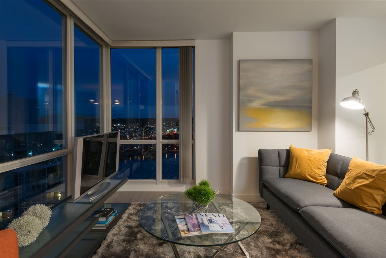 Main Photo: 2807 193 AQUARIUS MEWS in : Yaletown Condo for sale : MLS®# R2215492