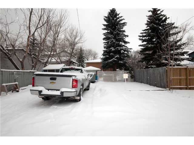 Photo 15: Photos: 316 15 Street NW in CALGARY: Hillhurst Residential Detached Single Family for sale (Calgary)  : MLS®# C3606569