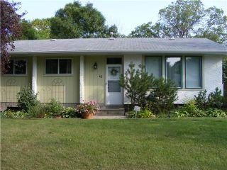 Photo 1: 10 JASMINE Close in WINNIPEG: Charleswood Residential for sale (South Winnipeg)  : MLS®# 1018740