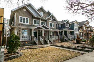 Photo 2: 10137 122 Street in Edmonton: Zone 12 House Half Duplex for sale : MLS®# E4236784