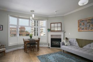 "Photo 1: 304 2588 ALDER Street in Vancouver: Fairview VW Condo for sale in ""BOLLERT PLACE"" (Vancouver West)  : MLS®# R2304230"