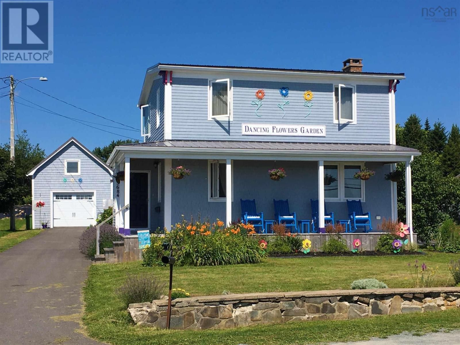 Main Photo: 3684 Highway 331 in Lahave: House for sale : MLS®# 202121199