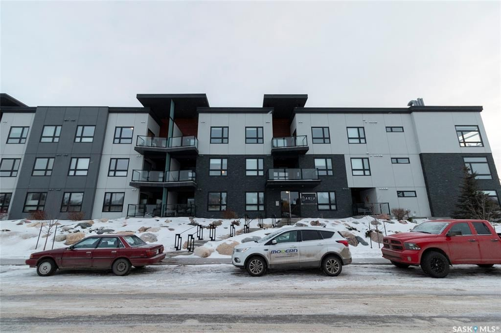 Main Photo: 218 225 Maningas Bend in Saskatoon: Evergreen Residential for sale : MLS®# SK839732