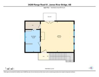 Photo 47: 34269 Range Road 61: Rural Mountain View County Detached for sale : MLS®# A1104811