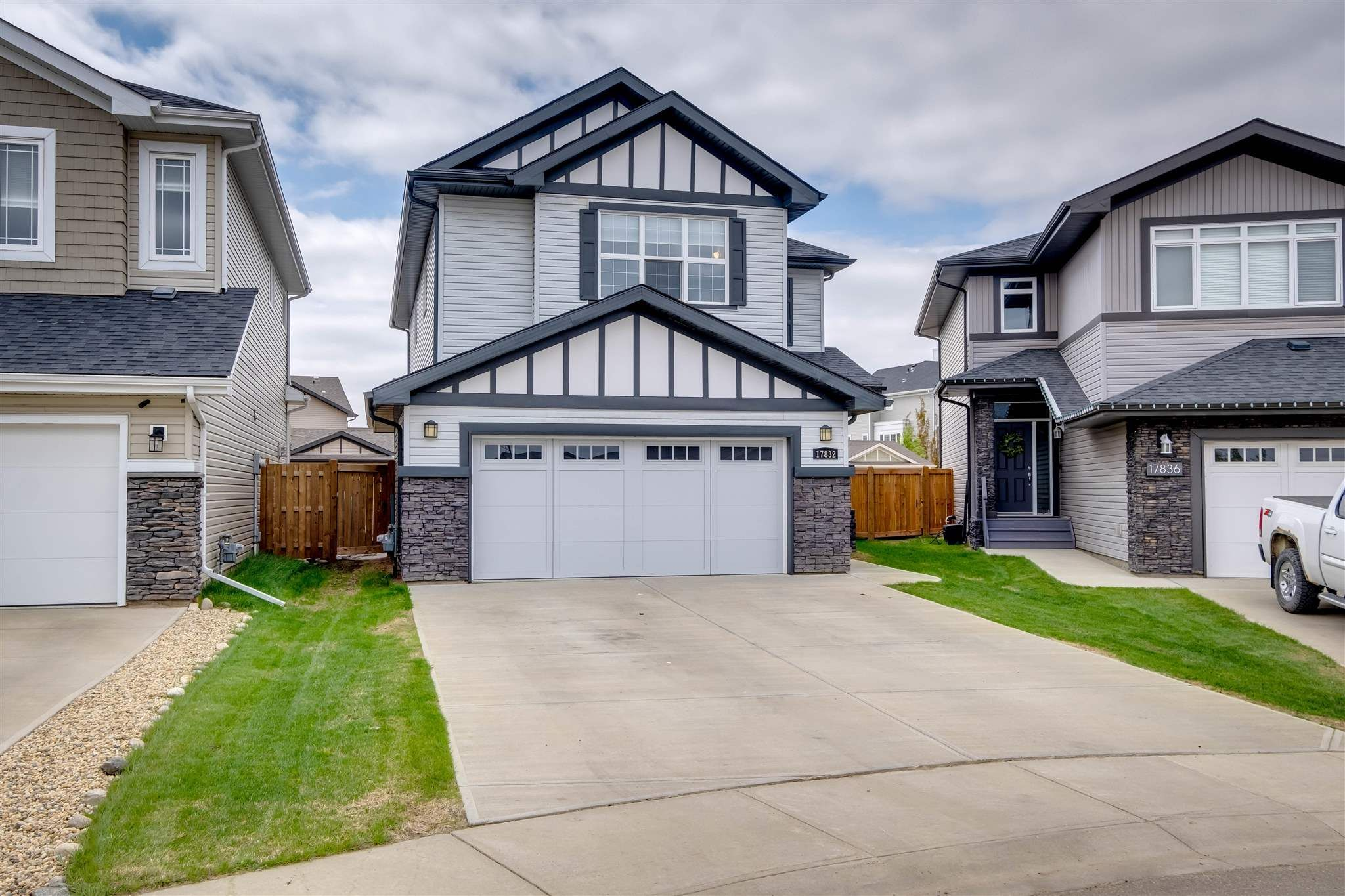 Main Photo: 17832 75 Street in Edmonton: Zone 28 House for sale : MLS®# E4248956
