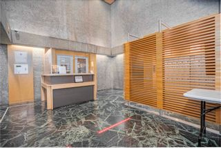 """Photo 16: 413 1333 W GEORGIA Street in Vancouver: Coal Harbour Condo for sale in """"Qube Building"""" (Vancouver West)  : MLS®# R2602829"""