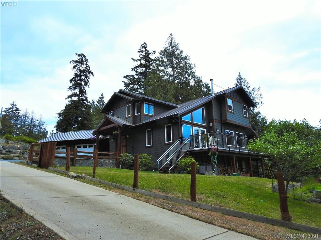 Main Photo: 2555 Eaglecrest Dr in SOOKE: Sk Otter Point House for sale (Sooke)  : MLS®# 819126