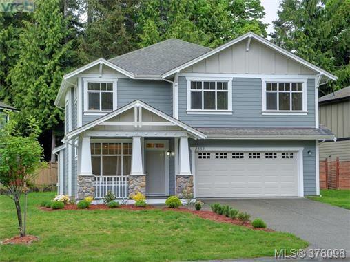 Main Photo: 2353 DeMamiel Dr in SOOKE: Sk Sunriver House for sale (Sooke)  : MLS®# 759196