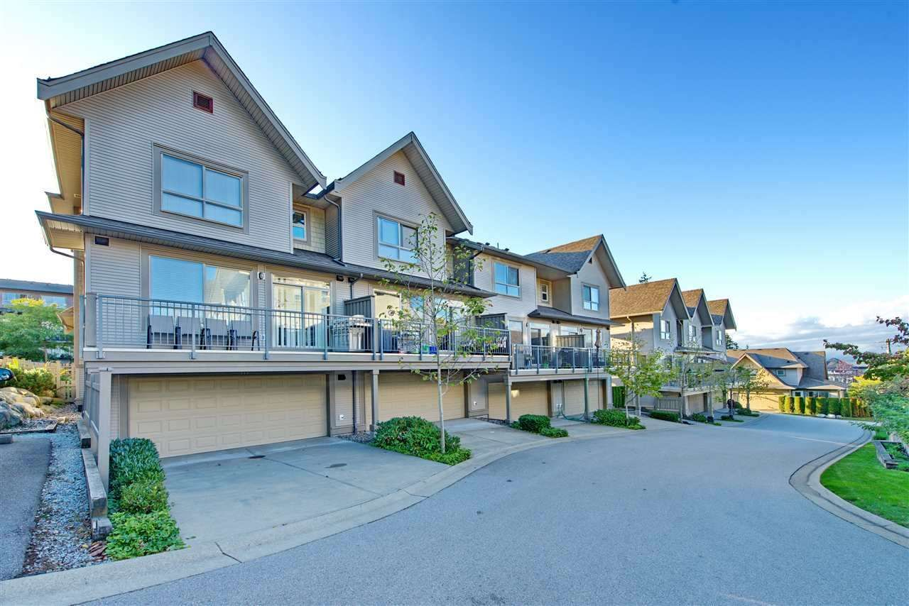 """Main Photo: 117 2738 158 Street in Surrey: Grandview Surrey Townhouse for sale in """"Cathedral Grove by Polygon"""" (South Surrey White Rock)  : MLS®# R2451909"""
