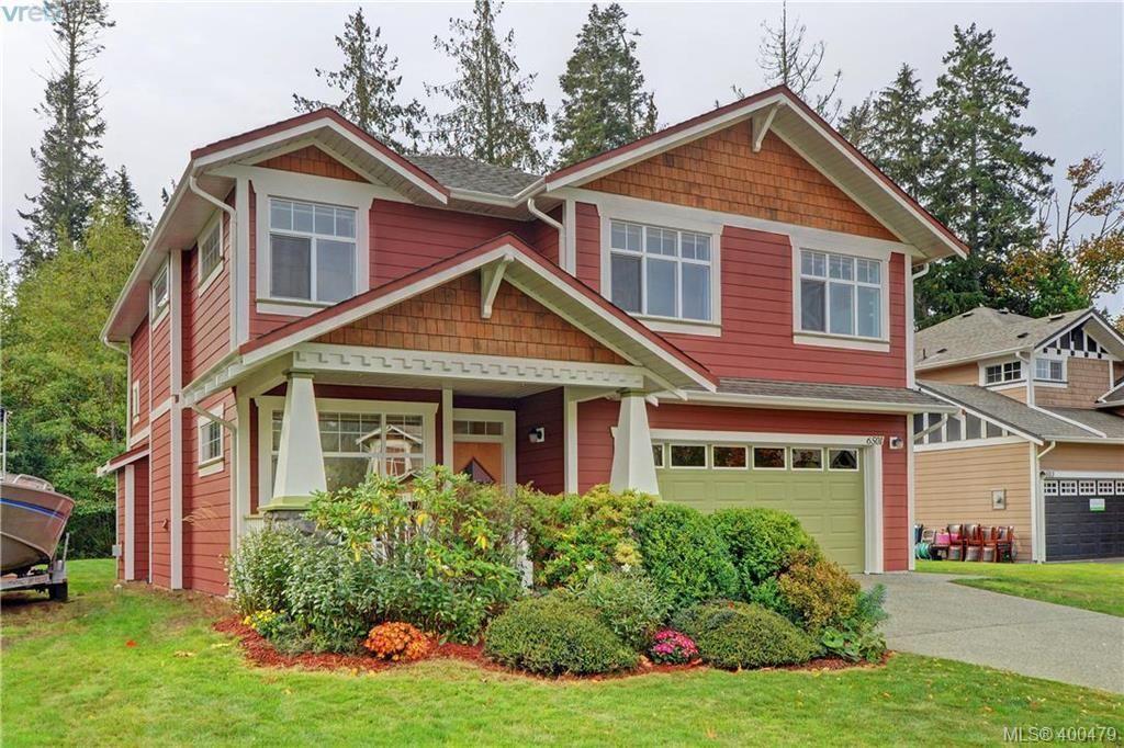 Main Photo: 6501 Stonewood Dr in SOOKE: Sk Sunriver House for sale (Sooke)  : MLS®# 799061
