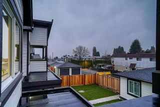 Photo 25: 1481 SPERLING Avenue in Burnaby: Sperling-Duthie 1/2 Duplex for sale (Burnaby North)  : MLS®# R2524101
