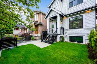 Photo 21: 6018 DUMFRIES Street in Vancouver: Knight 1/2 Duplex for sale (Vancouver East)  : MLS®# R2597312