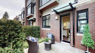 """Photo 19: 6130 OAK Street in Vancouver: Oakridge VW Townhouse for sale in """"OAK"""" (Vancouver West)  : MLS®# R2250697"""