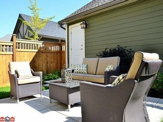 Photo 9: 138 172A Street in South Surrey White Rock: Pacific Douglas Home for sale ()  : MLS®# F1122503