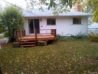 Photo 2: 28 Byrd Avenue in WINNIPEG: Westwood / Crestview Residential for sale (West Winnipeg)  : MLS®# 1420445