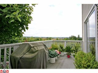 """Photo 9: 36 20560 66TH Avenue in Langley: Willoughby Heights Townhouse for sale in """"Amberleigh II"""" : MLS®# F1118211"""