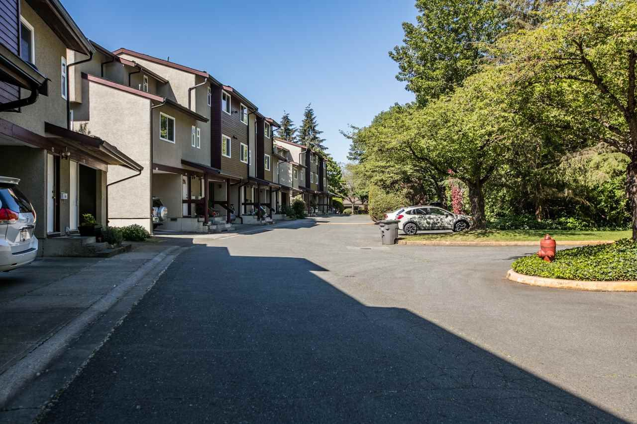 Main Photo: 3460 LANGFORD Avenue in Vancouver: Champlain Heights Townhouse for sale (Vancouver East)  : MLS®# R2063924