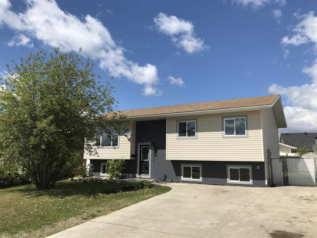 Main Photo: 8816 107A Avenue: Fort St. John - City NE House for sale (Fort St. John (Zone 60))  : MLS®# R2379749