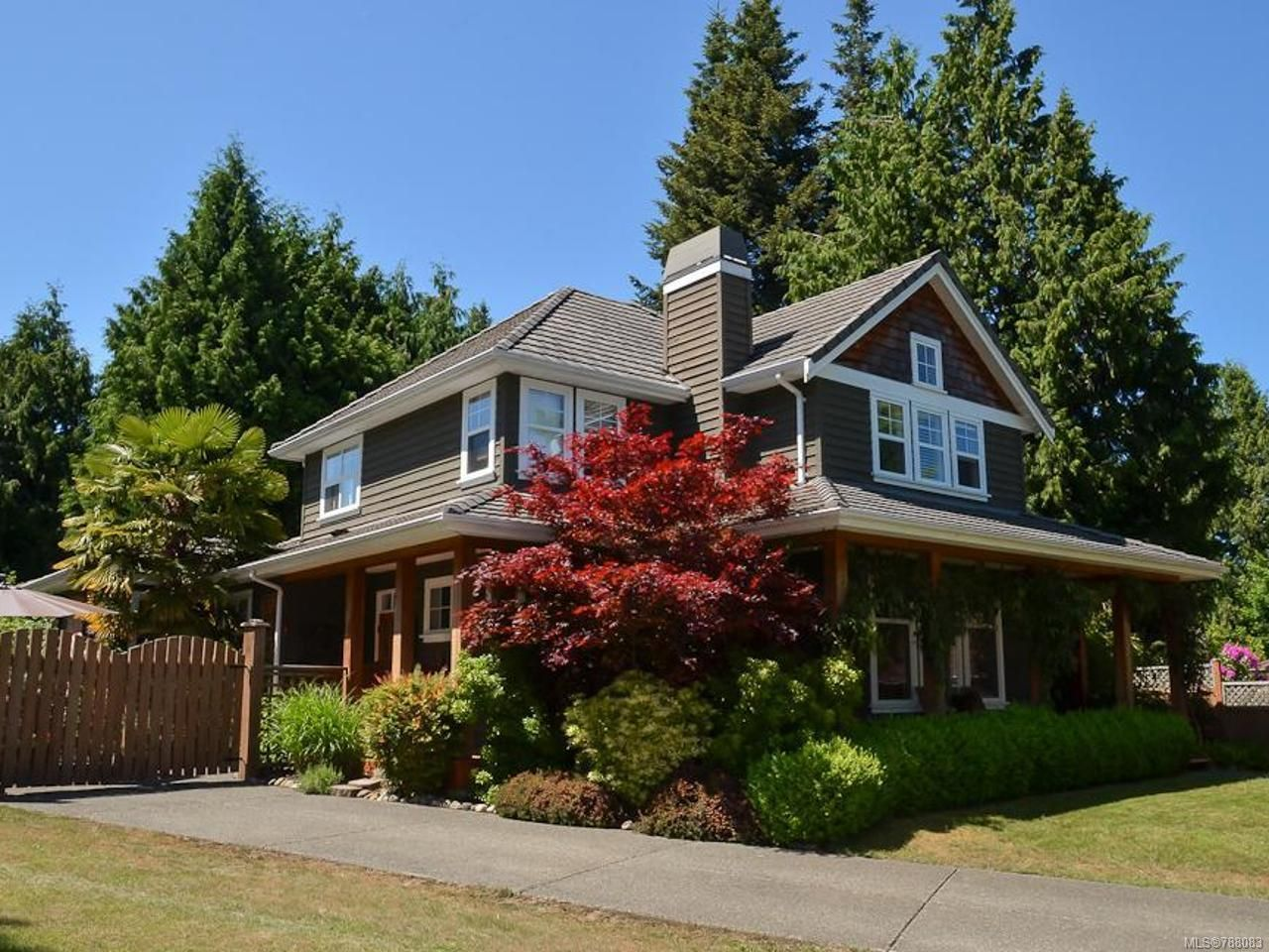 Main Photo: 564 Belyea Pl in QUALICUM BEACH: PQ Qualicum Beach House for sale (Parksville/Qualicum)  : MLS®# 788083