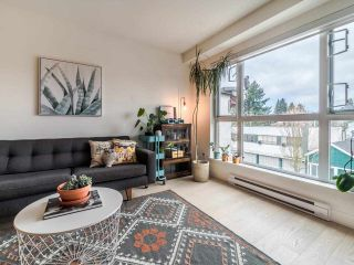 "Photo 2: 311 3456 COMMERCIAL Street in Vancouver: Victoria VE Condo for sale in ""Mercer"" (Vancouver East)  : MLS®# R2558325"