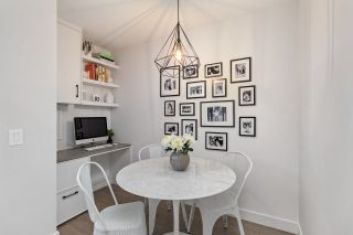 """Photo 9: 209 1055 RIDGEWOOD Drive in North Vancouver: Edgemont Townhouse for sale in """"CONNAUGHT"""" : MLS®# R2552673"""
